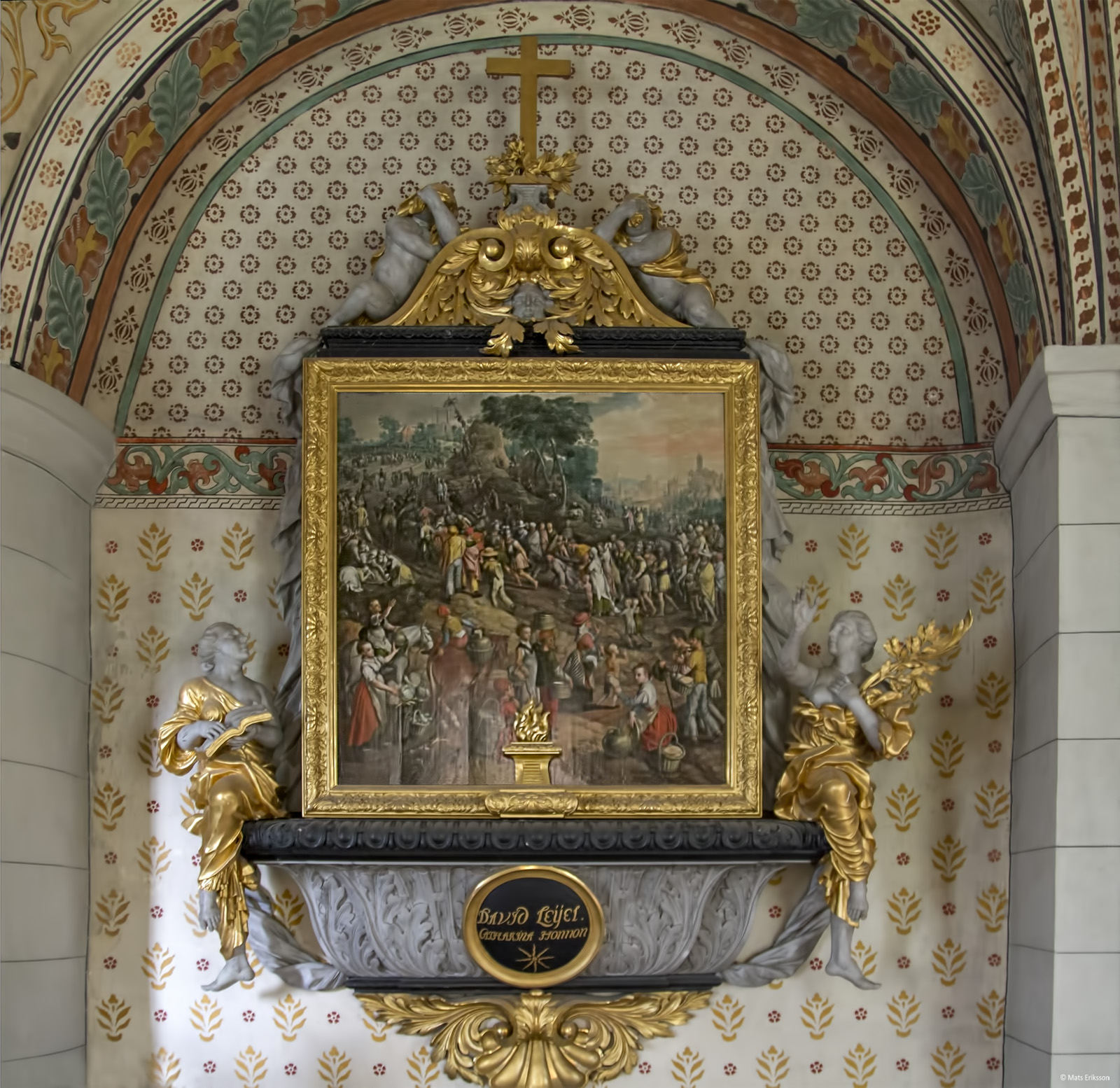 PaintingAlvkarlebyChurch