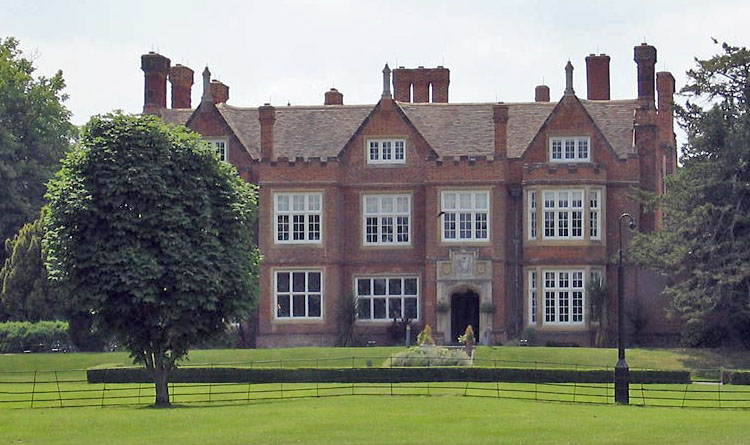 Bourn Hall Cambridgeshirecc